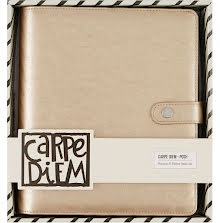 Simple Stories Carpe Diem A5 Planner Boxed Set - Platinum Posh UTGÅENDE