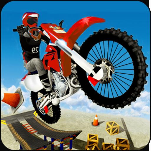 Real Motorbike Racing Stunt Endless Adventure Game (game)