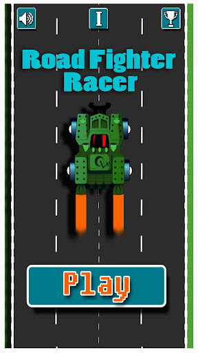 Road Fighter Racer City Ride