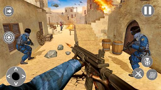 Télécharger Gratuit Grand Shooting Strike  APK MOD (Astuce) screenshots 1