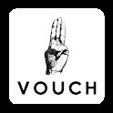 Vouch Merchant App icon