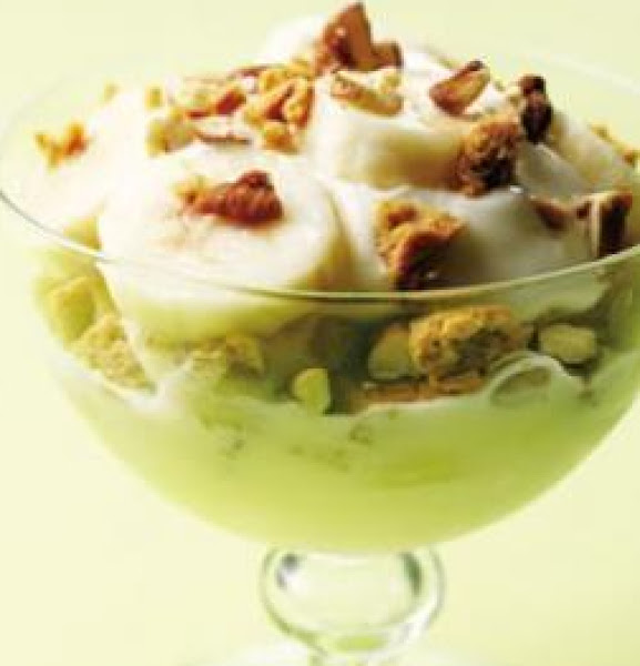 Gingersnap-banana Frozen Yogurt Recipe