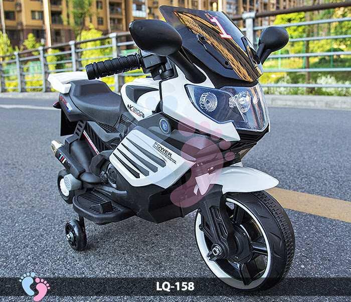 Xe máy điện cho bé LQ-158 2