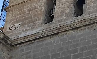 Un misterio en la torre de la Catedral