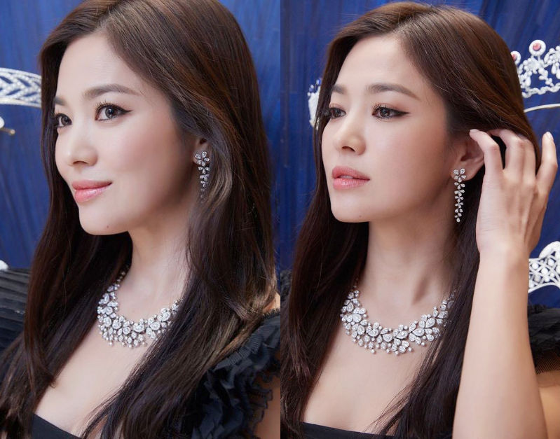 song hye kyo chaumet 5