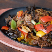 Sizzling Beef (Halal)