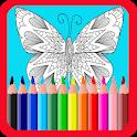Mandala Super Color Pages icon
