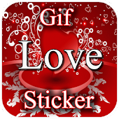 Gif Love Stickers