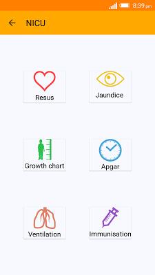 PaediaTricks -Child Health App - screenshot