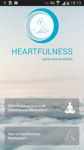 Let's Meditate: Heartfulness Guided Meditation 3.3.1 screenshots 1