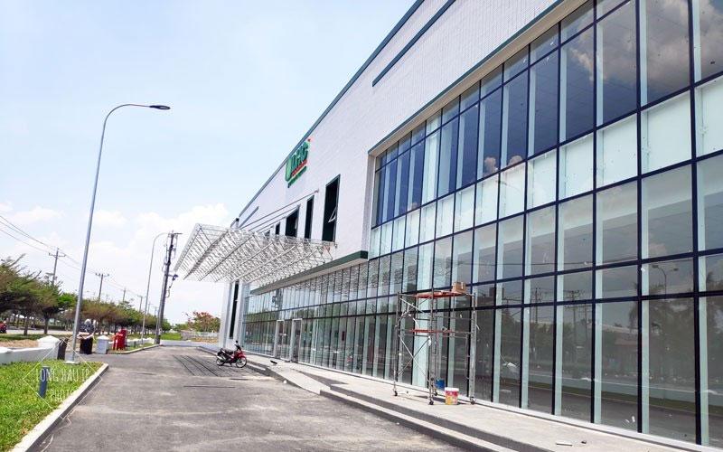 Loại hình dịch vụ phù hợp với quy mô của trung tâm thương mại