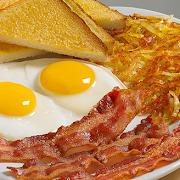 Bacon & Eggs Platter