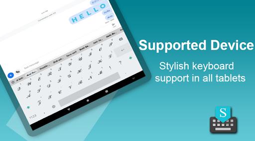 Stylish Keyboard screenshot 5