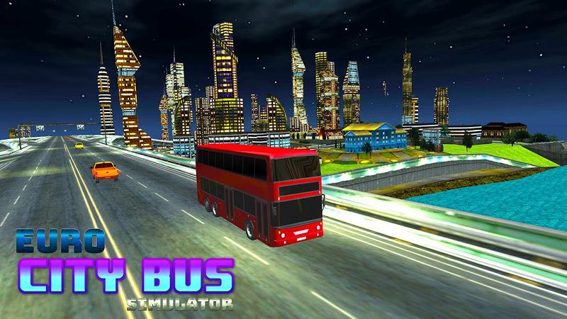 Download Real Euro City Bus Simulator 2019 Game Cheat APK MOD