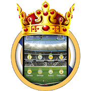 Madrid Football Royal Launcher