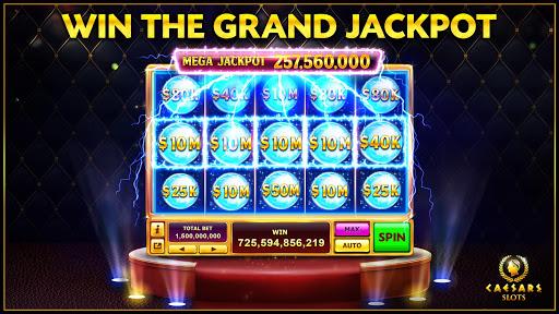 Caesars Slots: Free Slot Machines & Casino Games screenshots 1