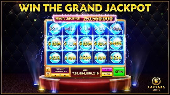 Caesars Slots: Free Slot Machines & Casino Games App Download For Android and iPhone 1