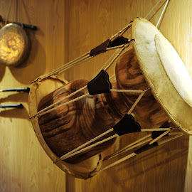 Korean Traditional Instrument  by Tran Ngoc Phuc Ngoctiendesign - Artistic Objects Musical Instruments
