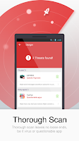 Screenshot of Antivirus Free-Mobile Security