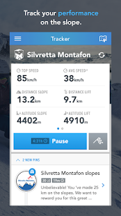 MAPtoSNOW for Ski & Snowboard- screenshot thumbnail