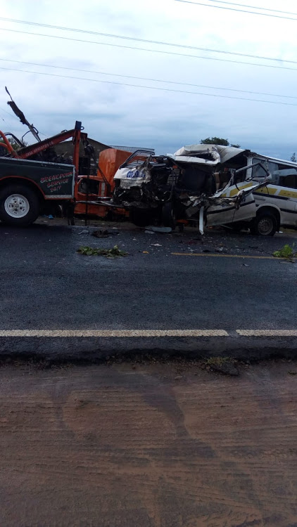 One Dead Several Injured In Kangundo Road Accident