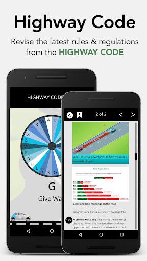 Screenshot for LGV & PCV Theory Test & Hazard Perception Kit 2019 in Hong Kong Play Store
