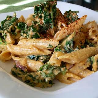 Creamy Spicy Pasta Recipes.