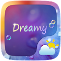 Dreamy GO Weather Widget Theme icon