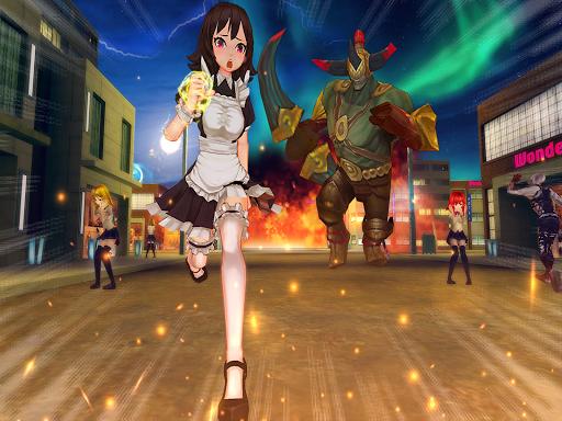 Kawaii Legend: Conquest of Magic RPG Anime Games 1.0.4 screenshots 12