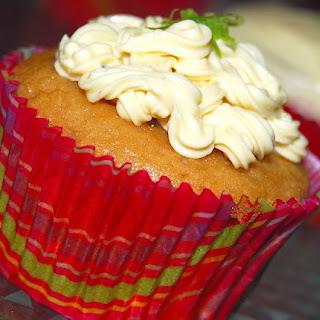 Vegan Lemon Cupcakes with Cream Cheese Frosting Recipe