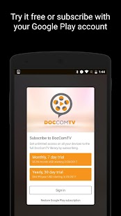 DocCom TV- screenshot thumbnail