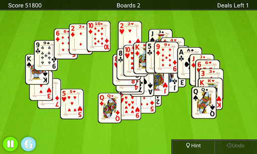 Pyramid Solitaire 3D Ultimate 1.2.3 screenshots 5