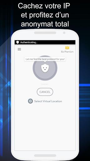 Betternet VPN Proxy Gratuit & Sécurité Wi-Fi screenshot 2