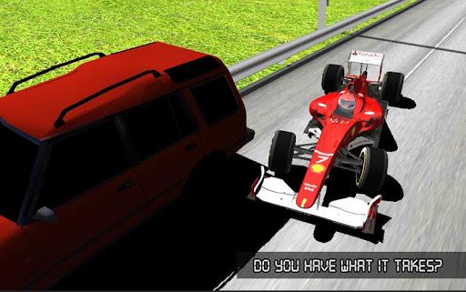 Formula Traffic -Be number 1