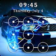 Car Drift Racing Lock Screen