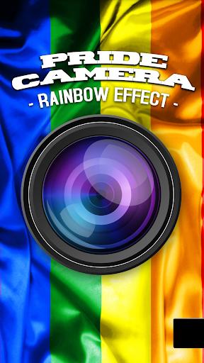 PRIDE CAMERA - RAINBOW FILTER