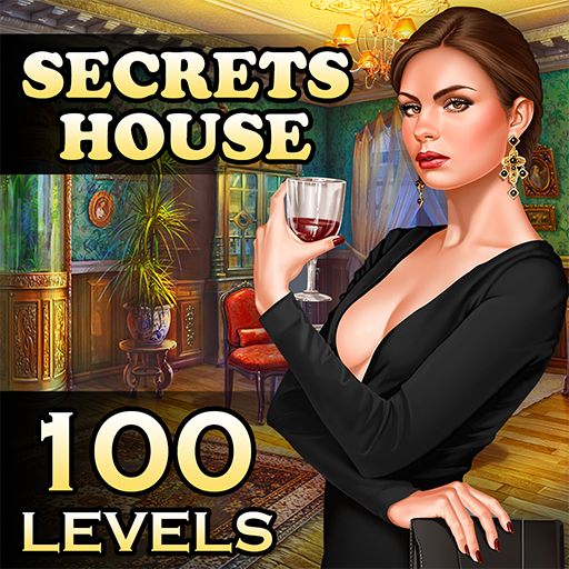 100 levels hidden objects free Secret House