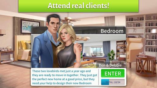 Home Designer - Match + Blast to Design a Makeover apkdebit screenshots 4