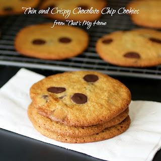 Thin Crispy Cookies Recipes.