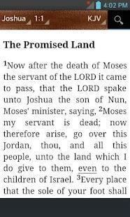 The Holy Bible English - náhled