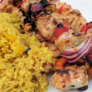 Mediterranean Chicken Kebabs   Kebab Recipe – Noah Eats Recipe