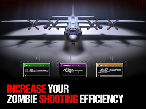 Zombie Gunship Survival APK screenshot thumbnail 8