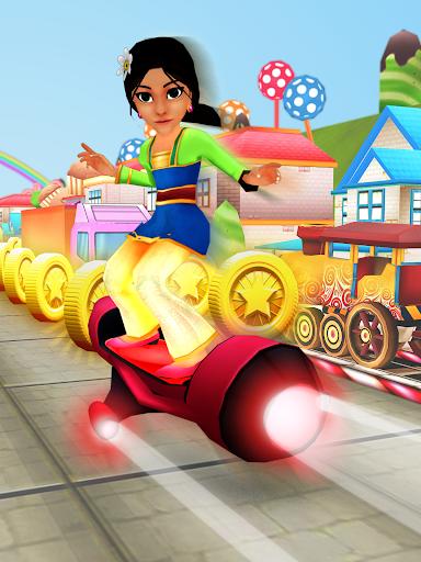 Princess Run Game apkpoly screenshots 14
