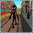Stickman Subway Runner – City Surf 1.07 Apk