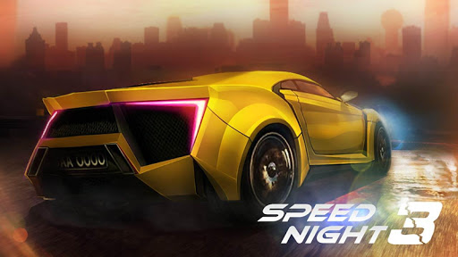 Speed Night 3 : Asphalt Legends  captures d'écran 1