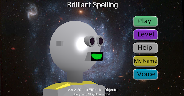 Brilliant Spelling Tutor with Wordbot - náhled