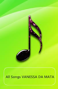 All song Vanessa Da Mata - náhled