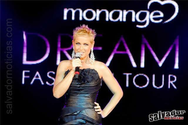 Monange Dream Fashion Tour