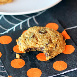 Sweet Potato Chocolate Chip Cookies
