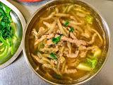 川味榨菜肉絲麵